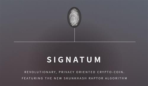 Signatum gets listed on Nova Exchange
