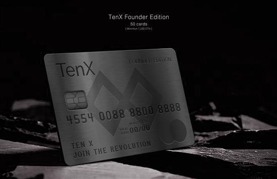 Kraken to add TenX