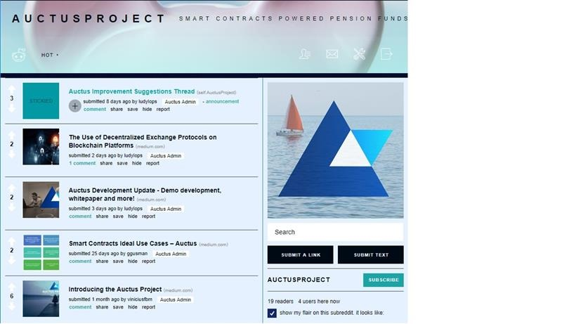 auctuc project scam