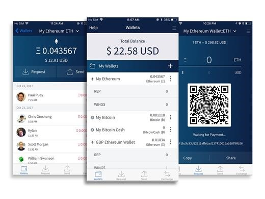 Edge wallet litecoin support