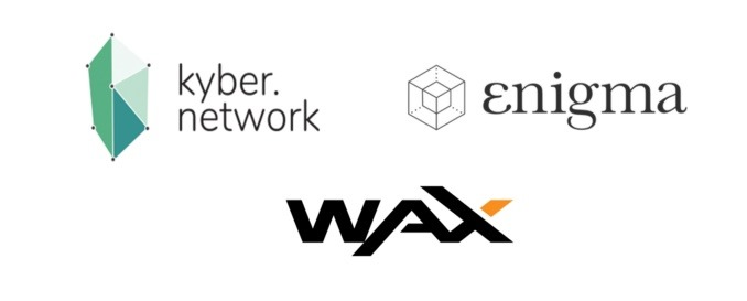 Kyber Network partnership with Enigma, OPSkins WAX