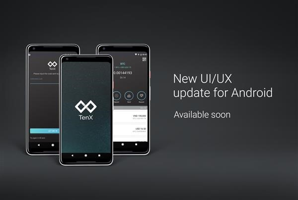 Tenx android app