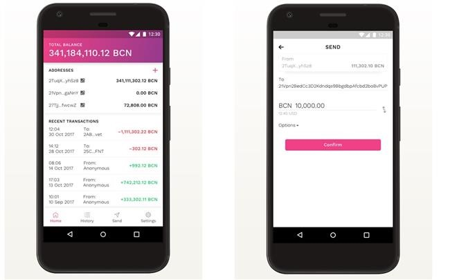 download bytecoin android wallet