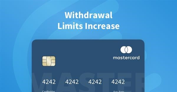 CEX.io increases USD Withdrawals to MasterCard