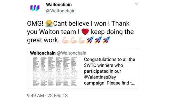 waltconchain deleted tweet