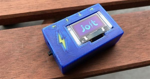 jolt hardware wallet