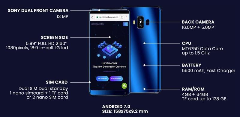 lxx smartphone