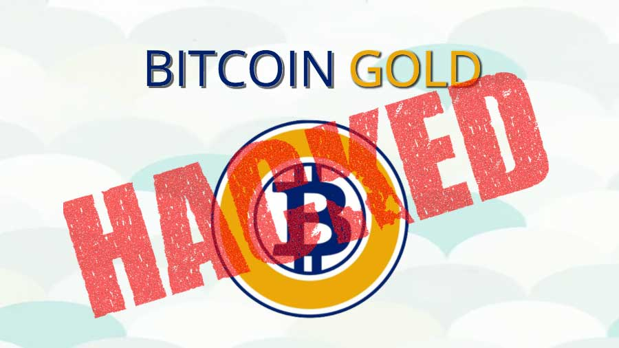 bitcoin gold hack