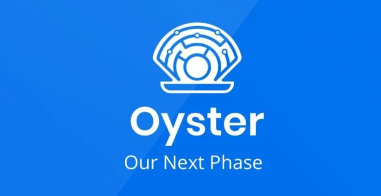 Oyster Protocol contract swap