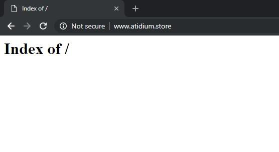 atidium website