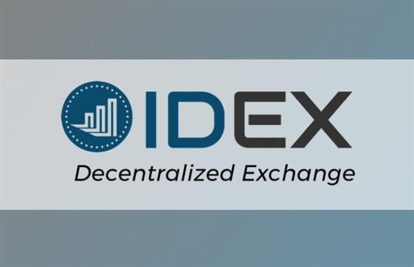 idex cryptocurrency
