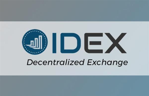 idex cryptocurrency