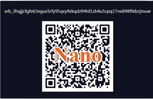 nano pay address