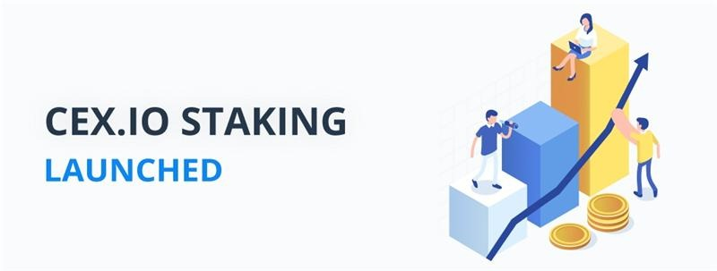 cex io staking rewards