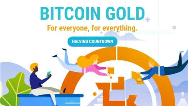 Bitcoin Gold Halving Date Block Number 2020