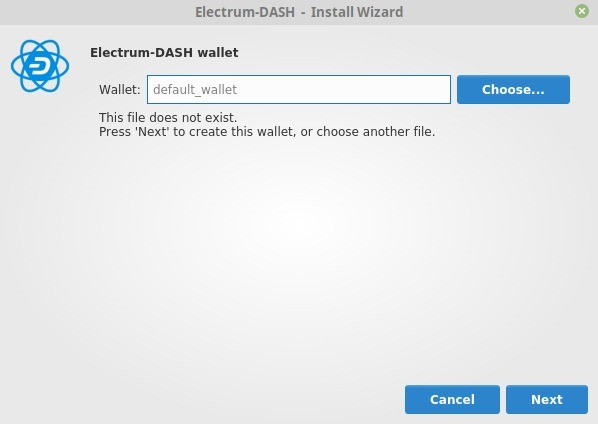 download dash electrum wallet
