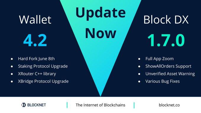 Blocknet Comet 4.2