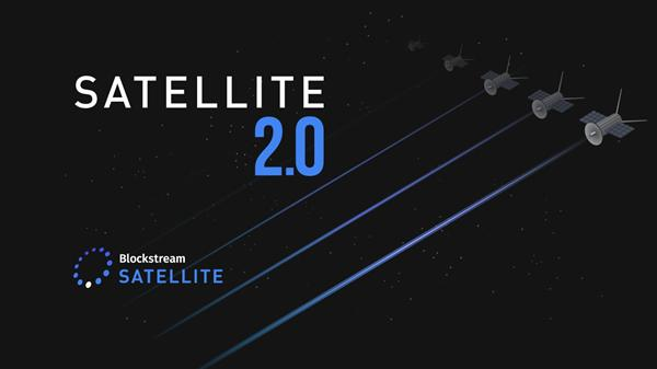 Blockstream Satellite 2.0