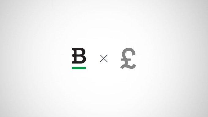 Bitstamp GBP